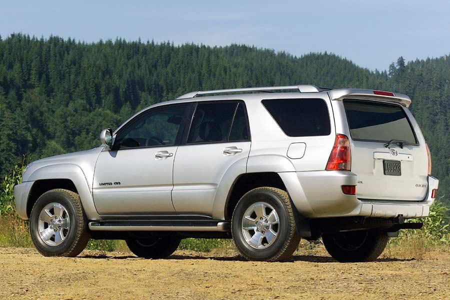 2004 Toyota 4Runner Photo 3 of 10