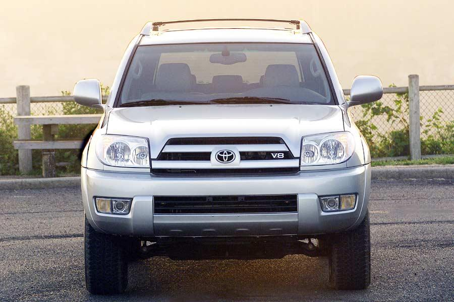 2004 Toyota 4Runner Photo 4 of 10