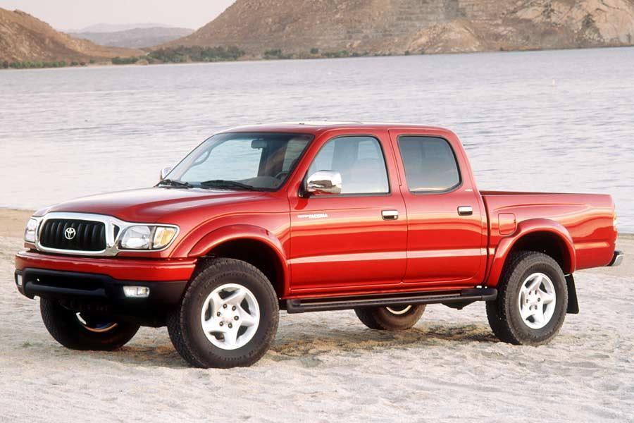 2004 Toyota Tacoma Photo 1 of 10