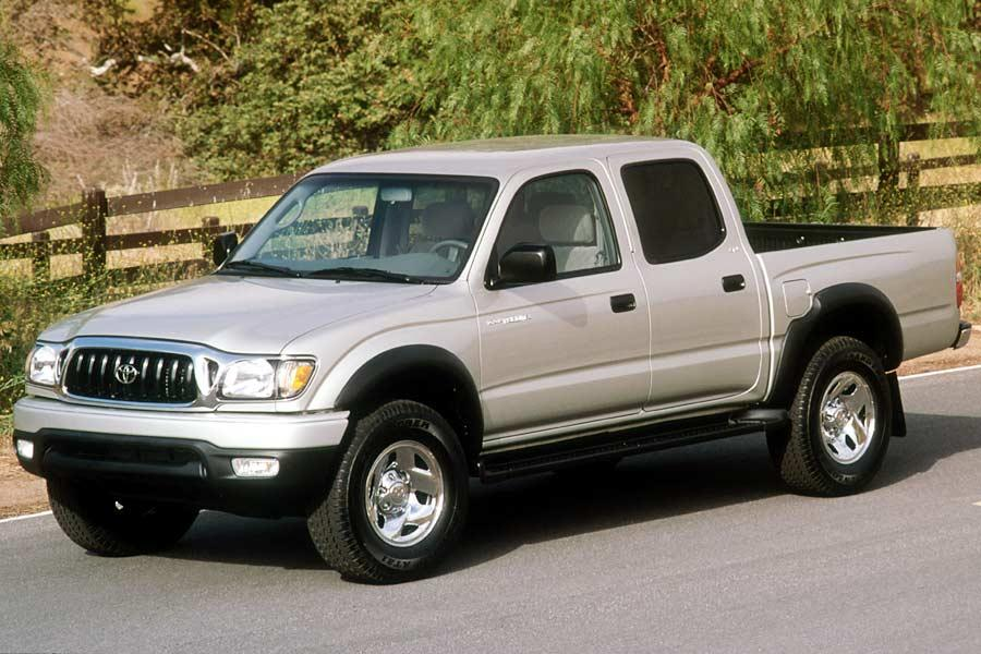 2004 toyota tacoma overview. Black Bedroom Furniture Sets. Home Design Ideas