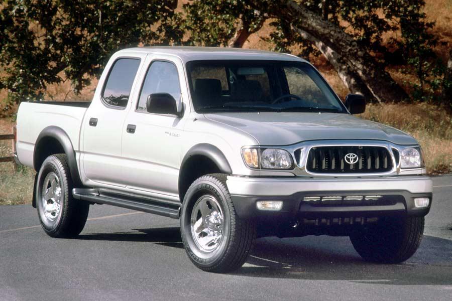 2004 Toyota Tacoma Photo 5 of 10