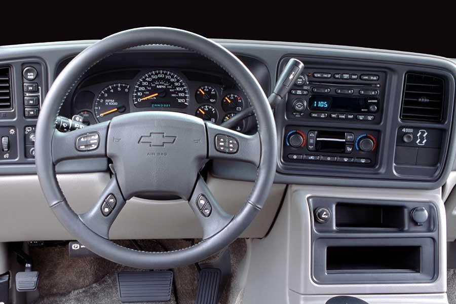 2004 Chevrolet Suburban Photo 6 of 6
