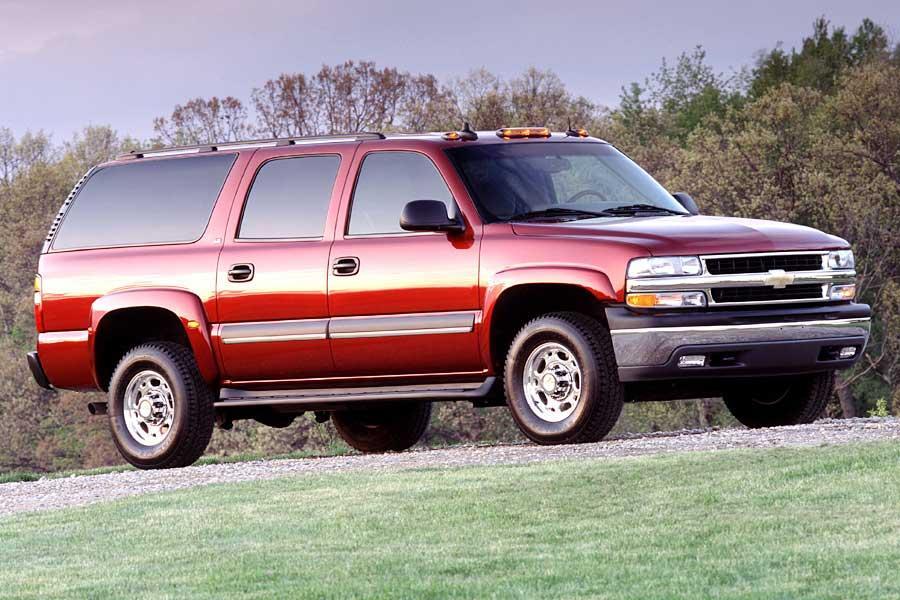 2004 Chevrolet Suburban Photo 3 of 6