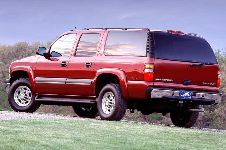 2004 Chevrolet Suburban Photo 5 of 6