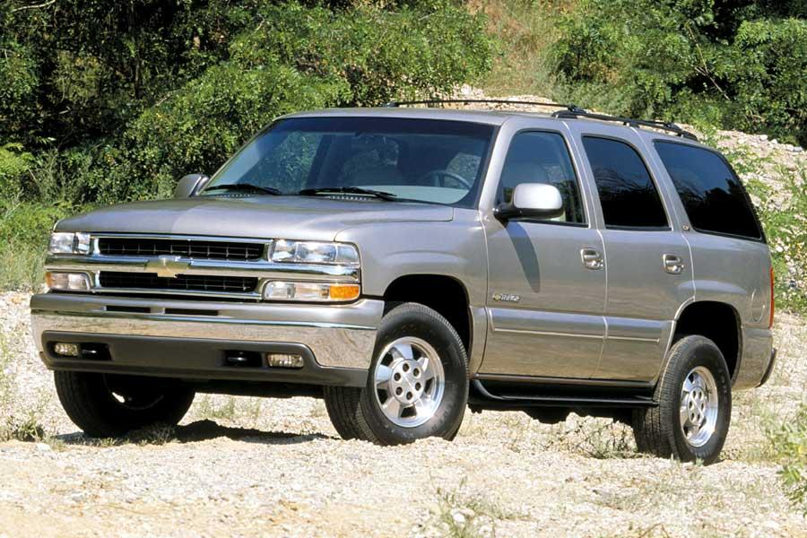 2004 chevrolet tahoe overview. Black Bedroom Furniture Sets. Home Design Ideas