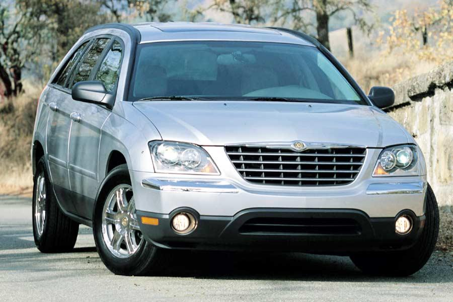 2004 Chrysler Pacifica Photo 1 of 29