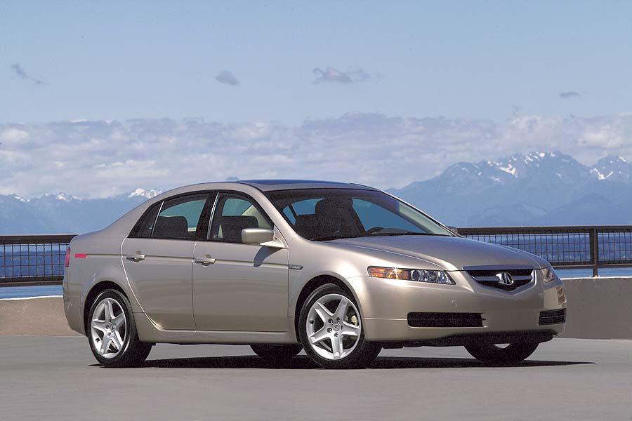 2004 Acura TL Photo 4 of 9