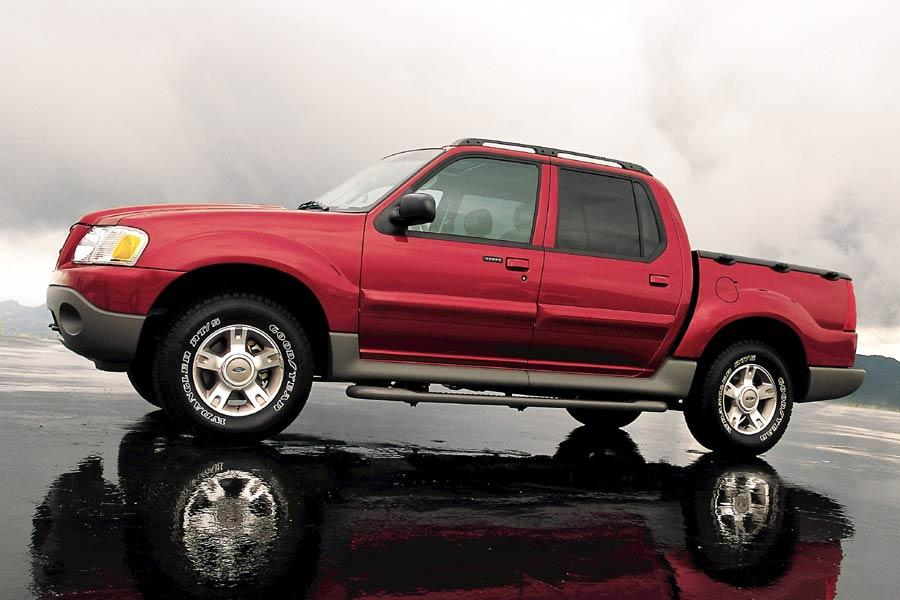 2004 ford explorer sport trac reviews specs and prices. Cars Review. Best American Auto & Cars Review