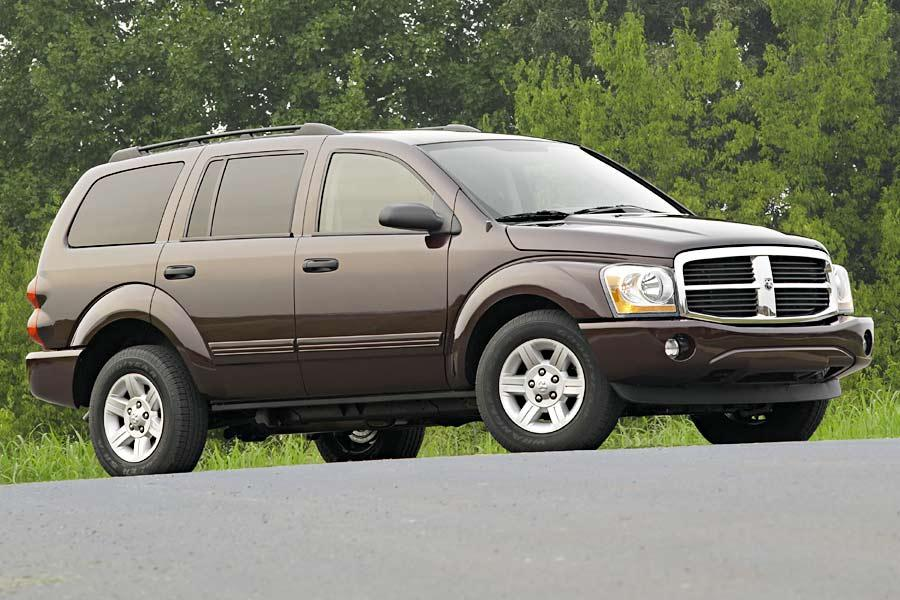 on 2001 Dodge Durango Repair