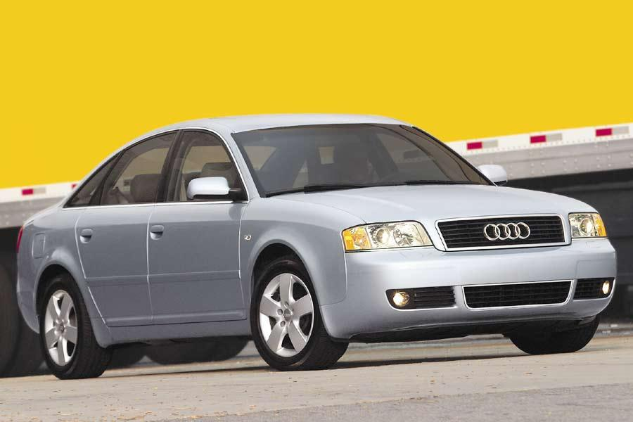2004 Audi A6 Photo 1 of 5