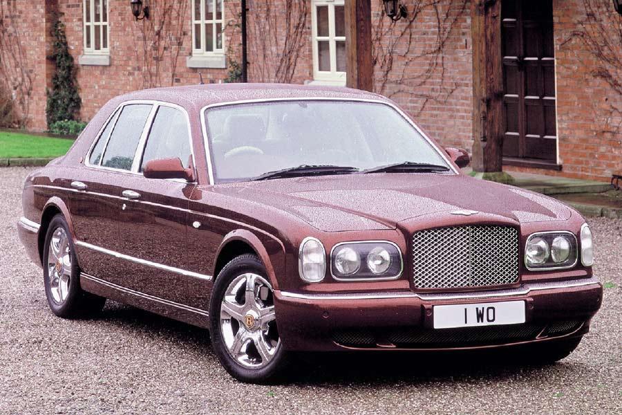 2004 Bentley Arnage Photo 1 of 6