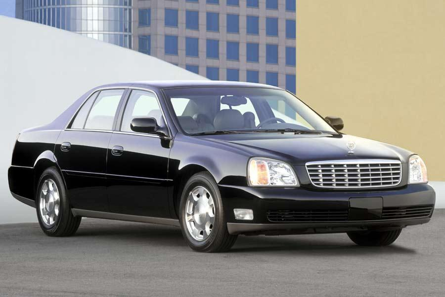 2004 cadillac deville overview. Cars Review. Best American Auto & Cars Review