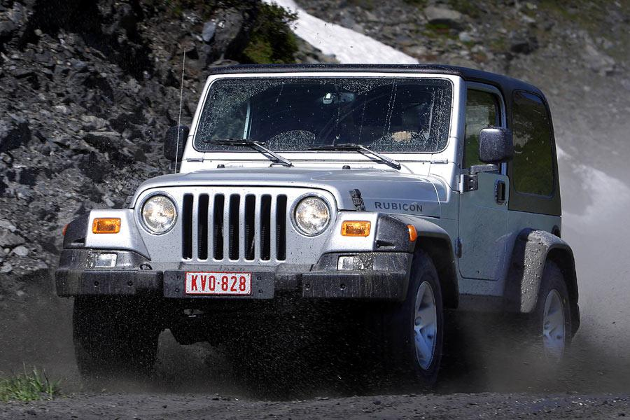 2004 Jeep Wrangler Overview  Carscom