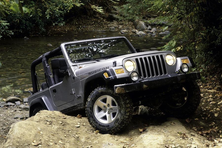 2004 Jeep Wrangler Photo 3 of 4
