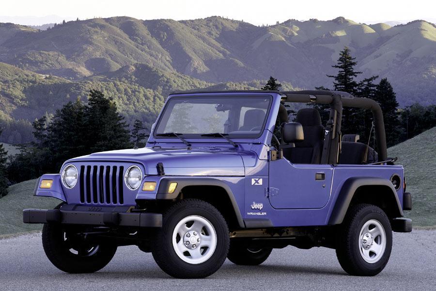 2004 jeep wrangler overview. Black Bedroom Furniture Sets. Home Design Ideas