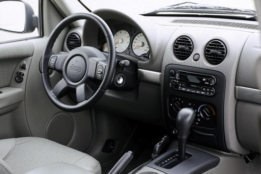 2004 Jeep Liberty Mpg >> 2004 Jeep Liberty Reviews, Specs and Prices | Cars.com