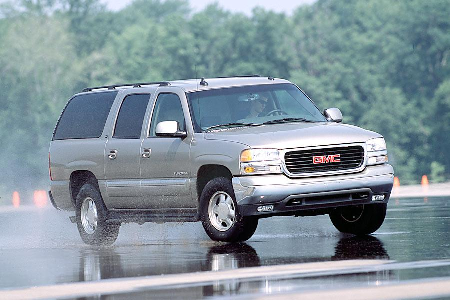 2004 gmc yukon xl overview. Black Bedroom Furniture Sets. Home Design Ideas