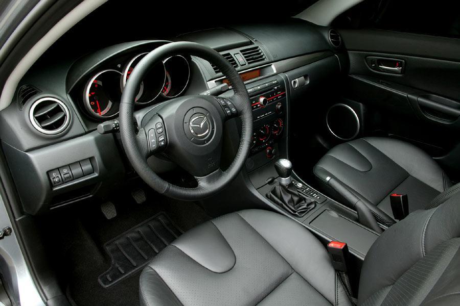 2004 mazda mazda3 reviews specs and prices - Mazda 3 hatchback interior dimensions ...