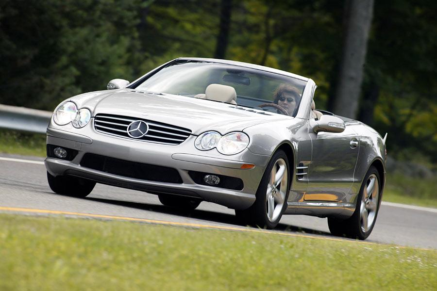2004 Mercedes-Benz SL-Class Photo 1 of 8