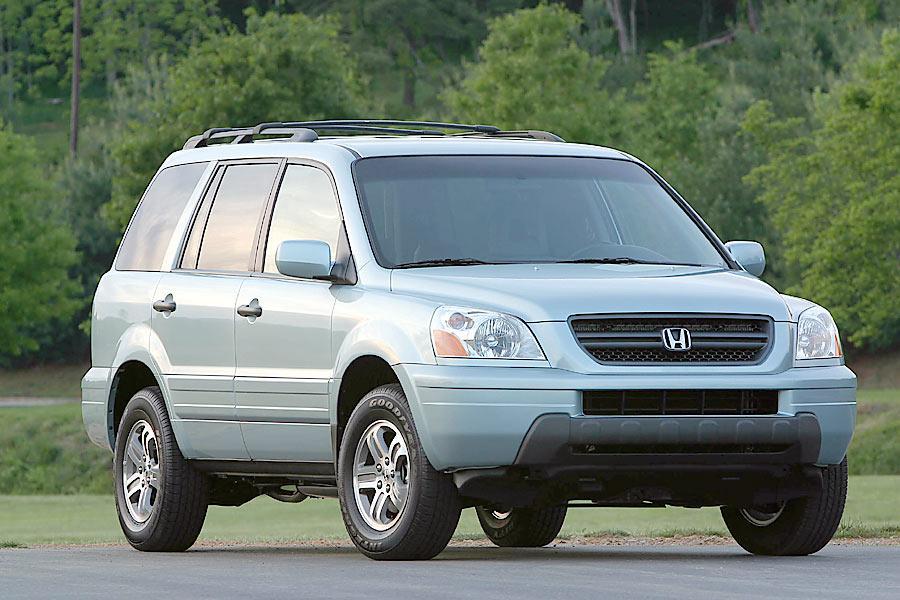 2004 Honda Pilot Overview | Cars.com