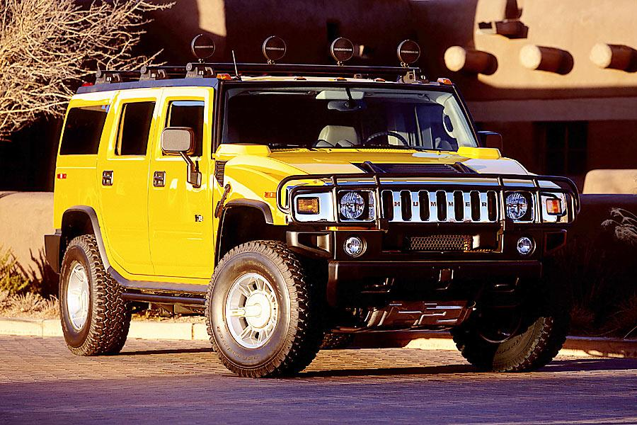 2004 Hummer H2 Photo 1 of 7