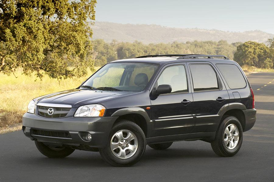 2004 Mazda Tribute Overview Cars Com