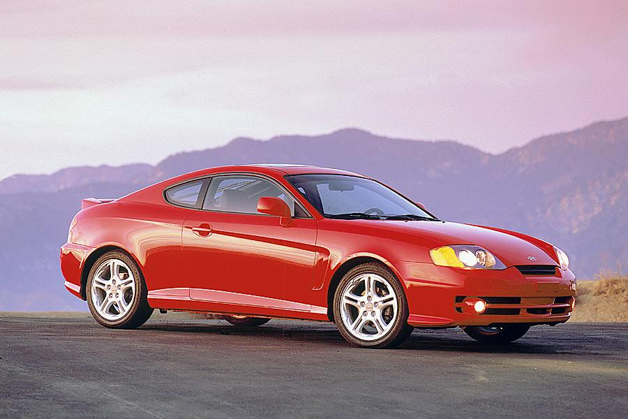 2004 Hyundai Tiburon Photo 1 of 7