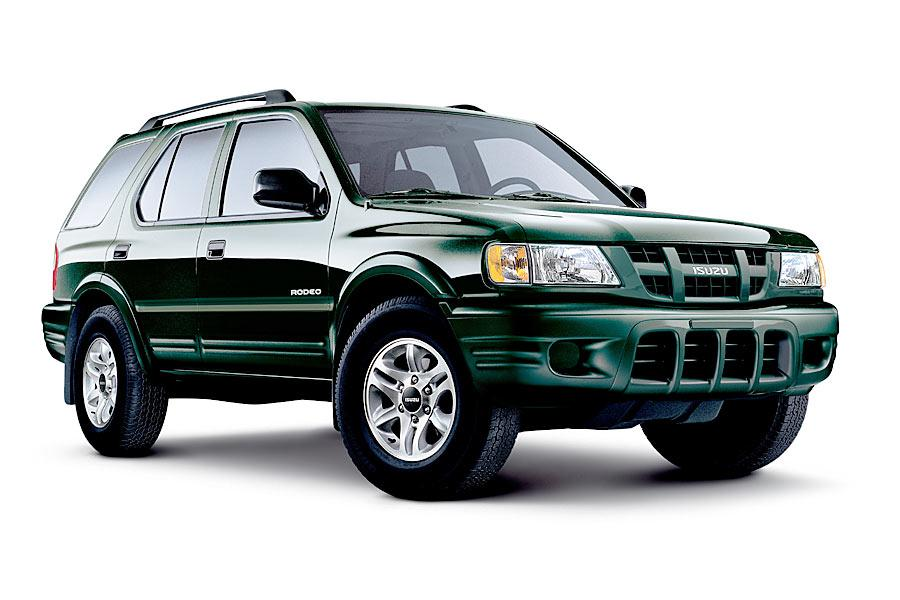 2004 Isuzu Rodeo Specs Pictures Trims Colors Cars Com