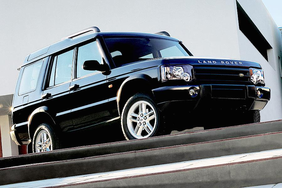 2004 Land Rover Discovery Photo 1 of 11