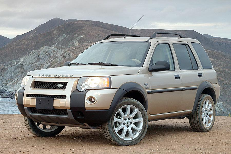 2004 Land Rover Freelander Photo 1 of 12