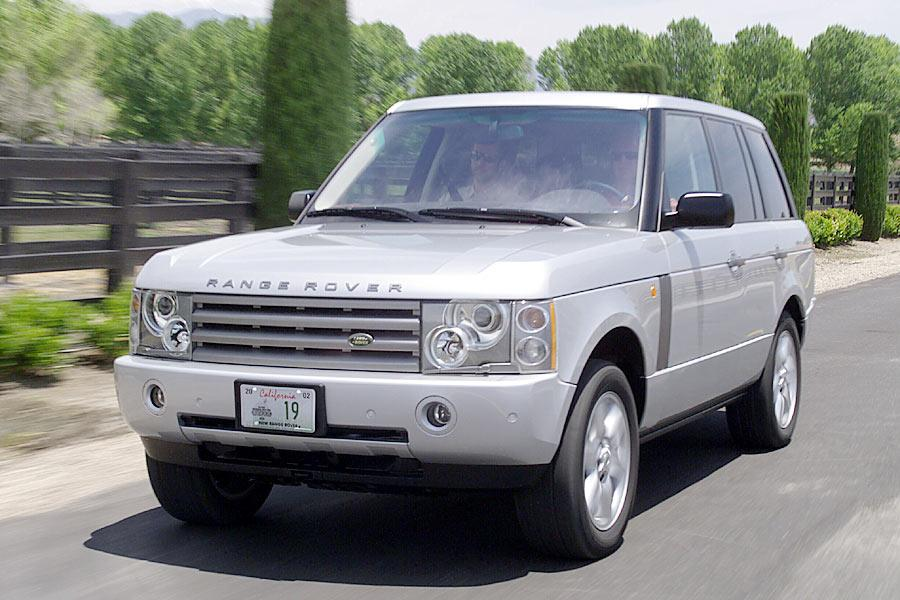 2004 Land Rover Range Rover Photo 1 of 9