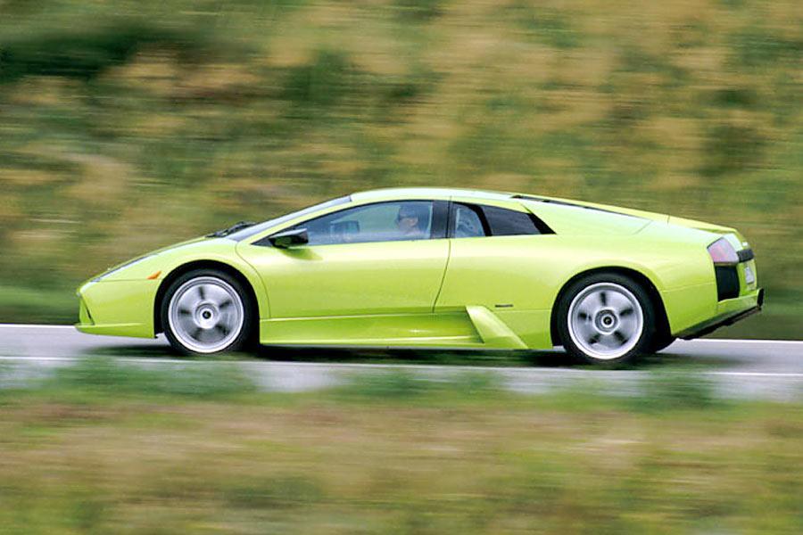 2004 Lamborghini Murcielago Photo 1 of 6