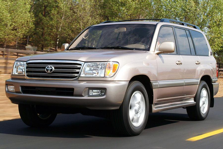 2004 Toyota Land Cruiser Photo 1 of 9