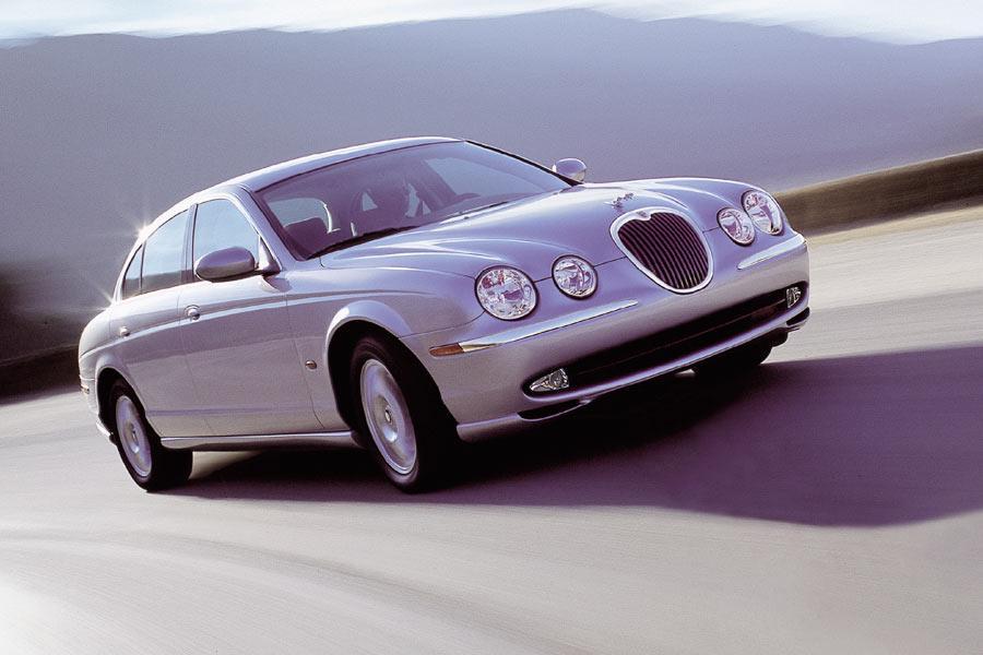 2004 Jaguar S-Type Photo 1 of 8