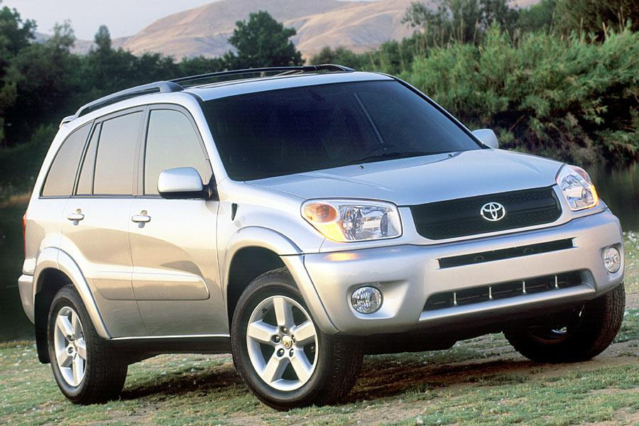 2004 Toyota RAV4 Photo 1 of 8
