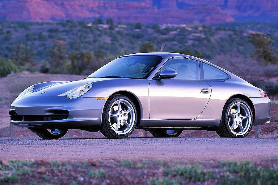 2004 Porsche 911 Photo 2 of 15