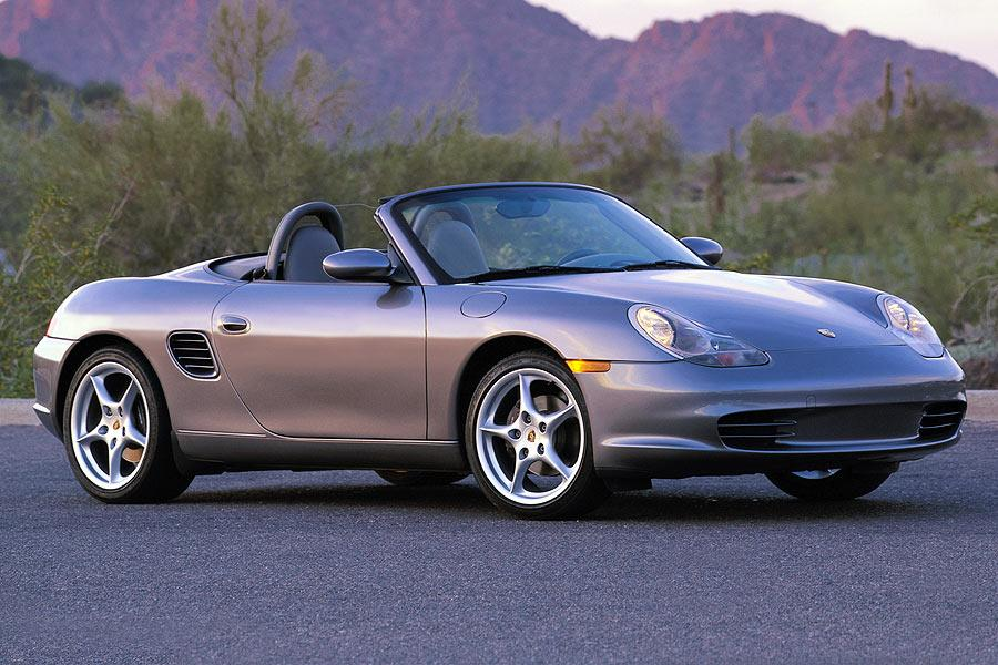 2004 Porsche Boxster Photo 1 of 7