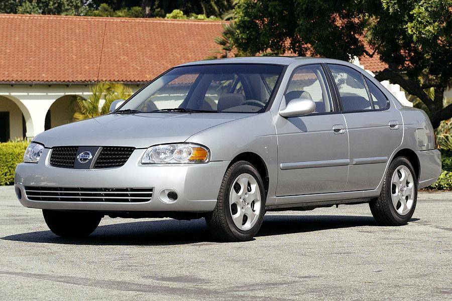2004 Nissan Sentra Photo 1 of 9