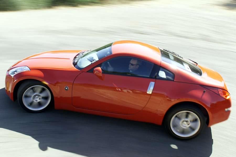 2004 Nissan 350Z Photo 4 of 8
