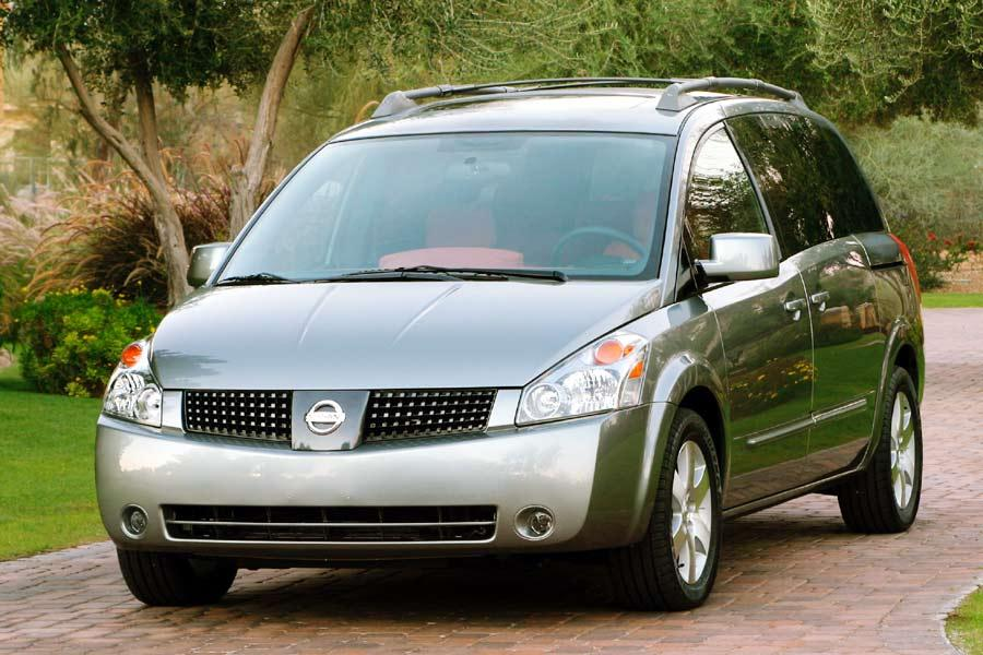 2004 Nissan Quest Photo 2 of 10