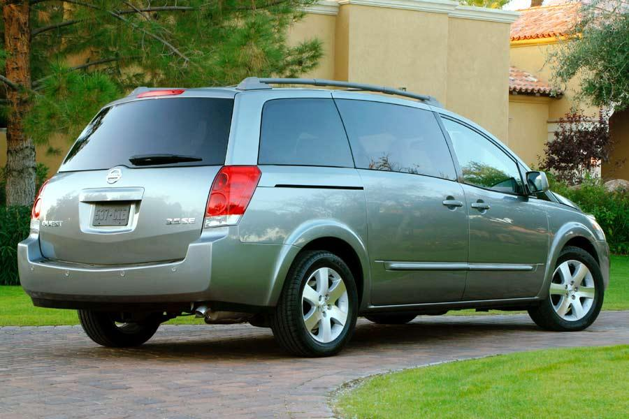 2004 Nissan Quest Overview Cars Com