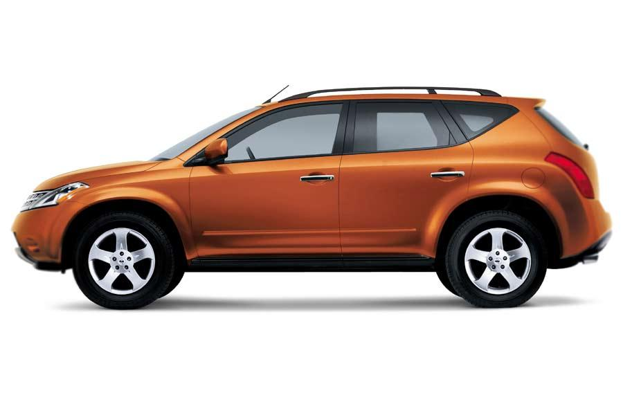 2004 Nissan Murano Reviews Specs And Prices Cars Com