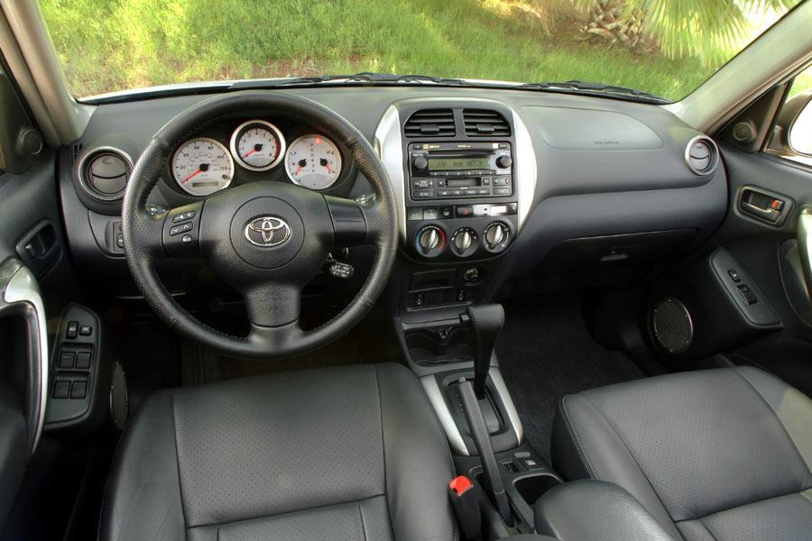 2004 toyota rav4 overview. Black Bedroom Furniture Sets. Home Design Ideas
