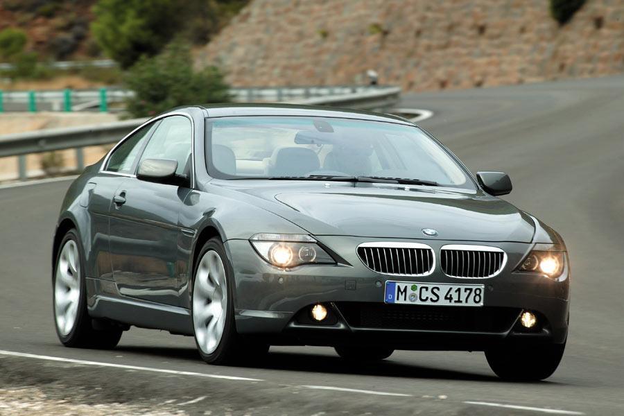 2004 BMW 645 Photo 5 of 10