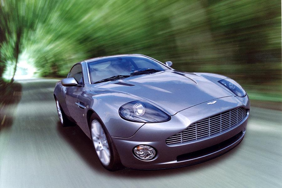 2004 Aston Martin V12 Vanquish Photo 5 of 8