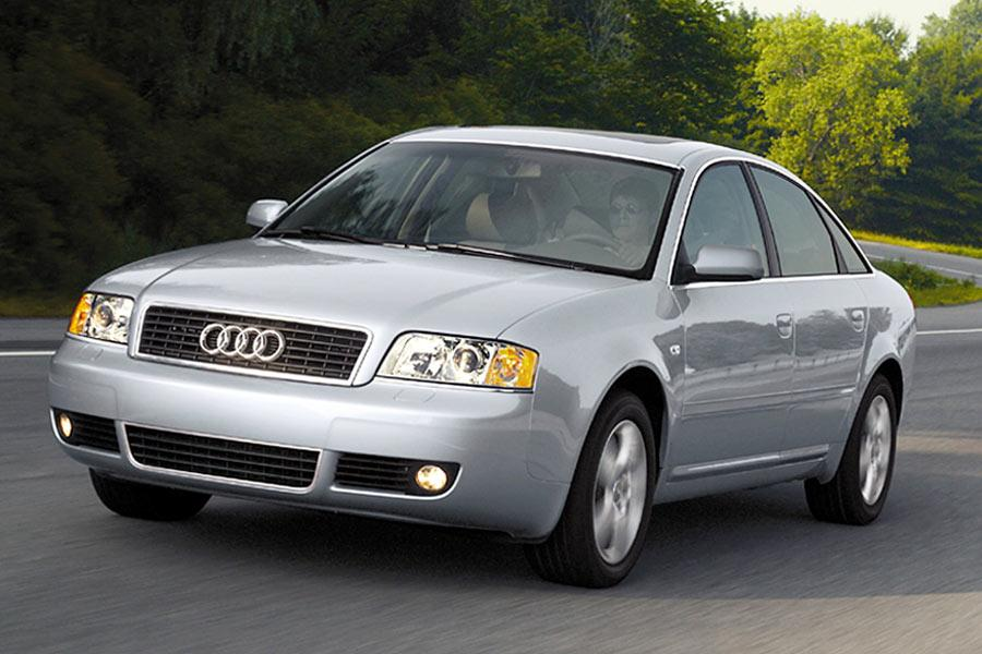 2004 Audi A6 Photo 2 of 5