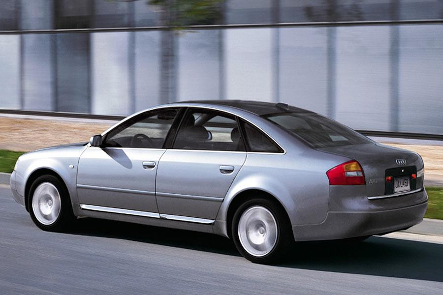 2004 Audi A6 Photo 4 of 5