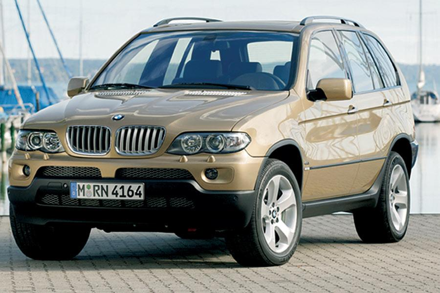 2004 Bmw X5 Overview Cars Com