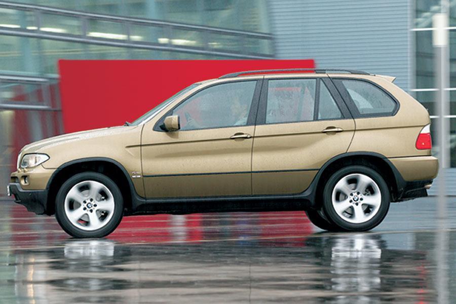 2004 BMW X5 Overview  Carscom
