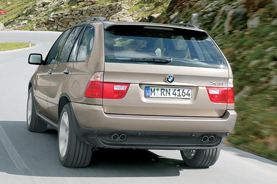 2004 BMW X5 Photo 3 of 4
